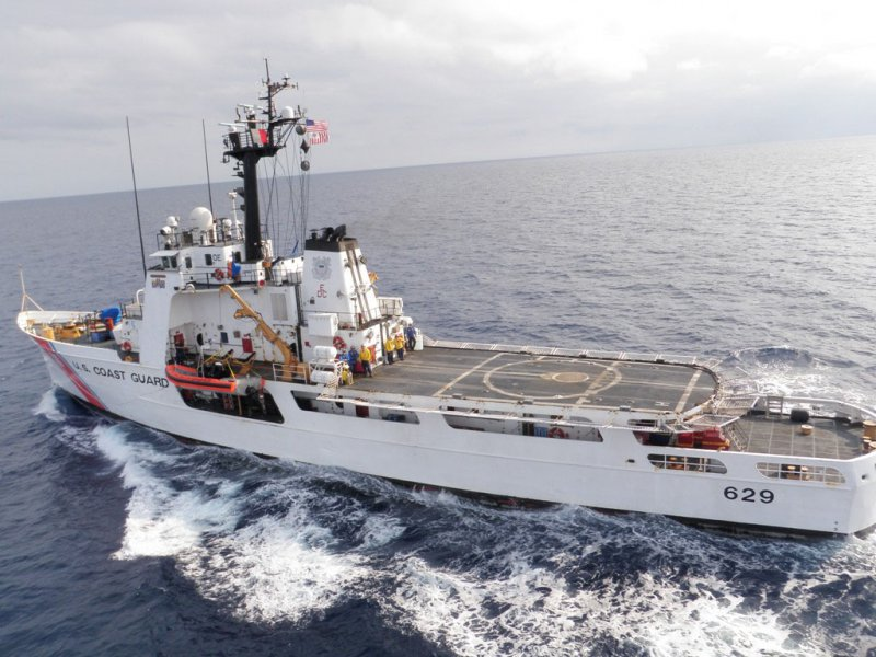 Climb Aboard a Coast Guard Cutter at GulfQuest