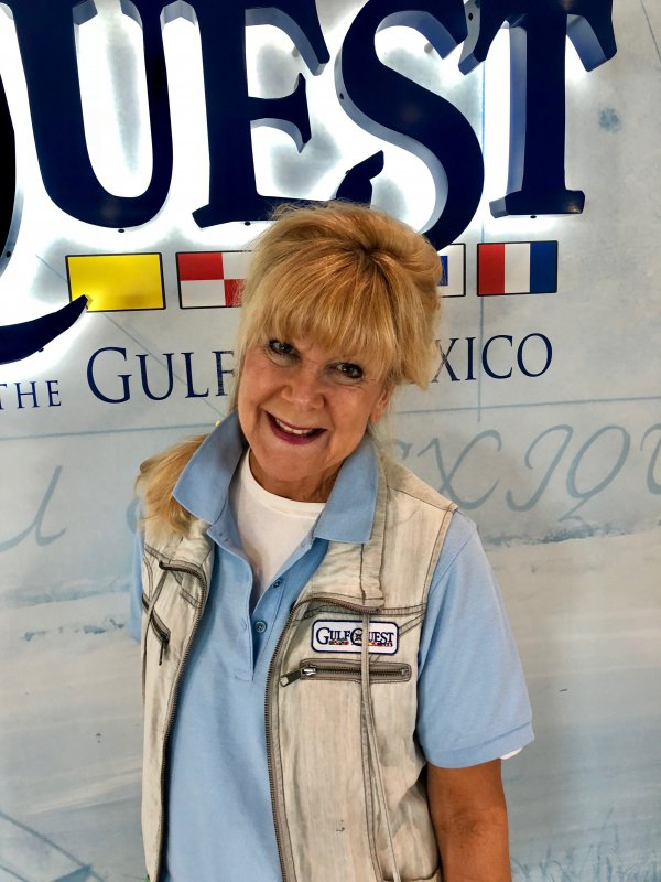 We have a new member on the GulfQuest team!